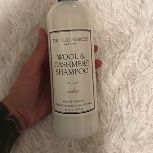 Other - Wool & Cashmere Shampoo